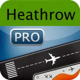 London Heathrow Airport + Flight Tracker