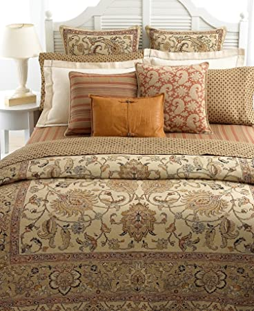 ralph lauren duvet cover Amazon.com: Lauren by Ralph Lauren Bedding; Northern Cape Rug  ralph lauren duvet cover