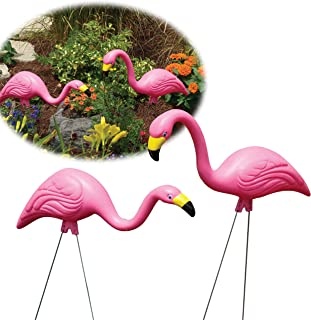 product image for Bloem Pink Flamingo Garden Yard Statue 2-Pack (G2)