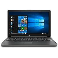 """HP 15-da0048nl Notebook, Intel Core i3-7020U, 8GB di RAM, SSD da 128 GB, Schermo HD con Retroilluminazione WLED 15.6"""", Grigio Fumo"""