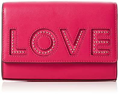 d3acf82c2ef1 Michael Kors Womens Ruby Clutch Pink (Ultra Pink)  Amazon.co.uk ...