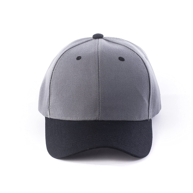 JNTOP HAT メンズ B074RCG6PD L|チャコール/ブラック チャコール/ブラック L