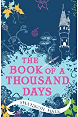 Book of a Thousand Days Kindle Edition