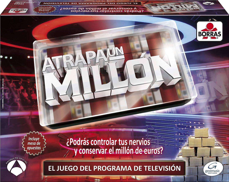 Educa Borrás 15066 - Atrapa Un Millon: Amazon.es: Juguetes y juegos