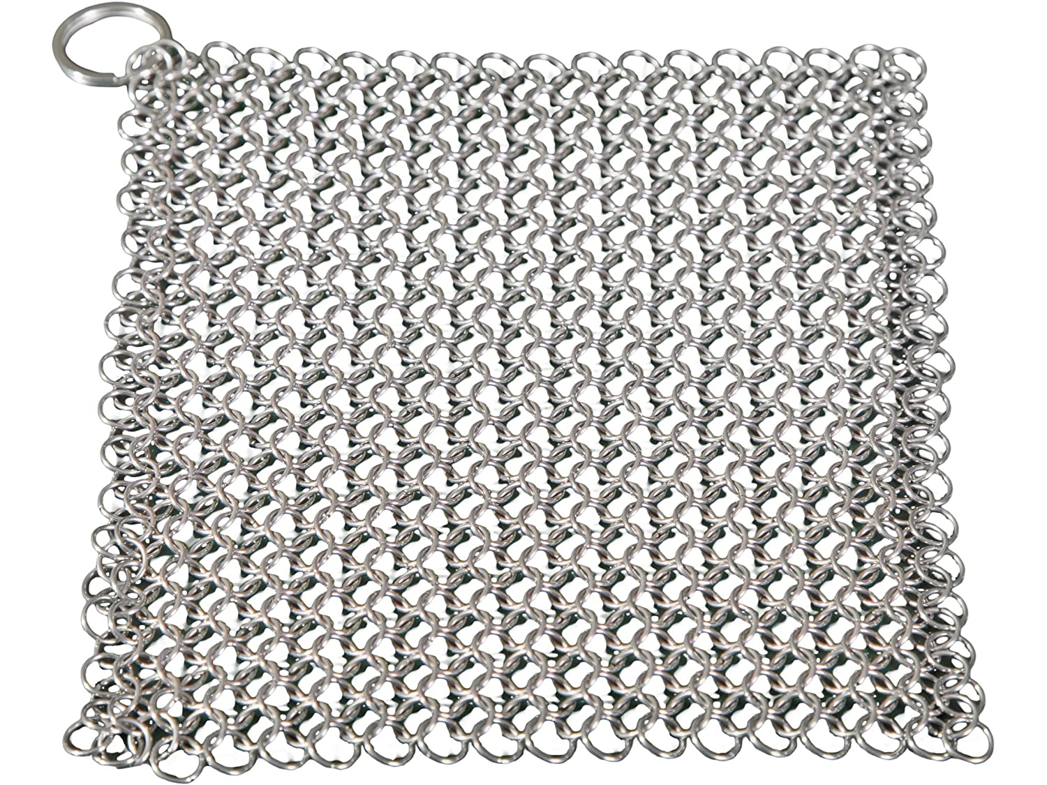 Camp Chef Chainmail Cast Iron Scrubber B07B7BKZWG
