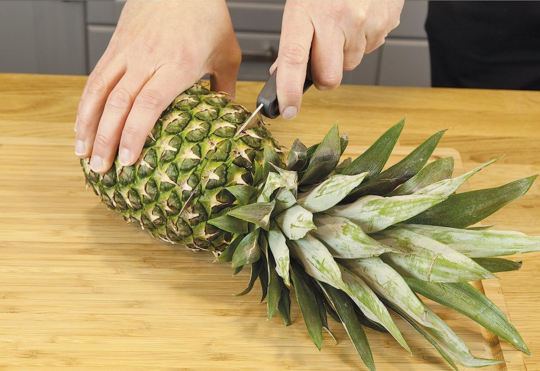 Medium Gift Box Vacu Vin Pineapple Slicer with Part Knife