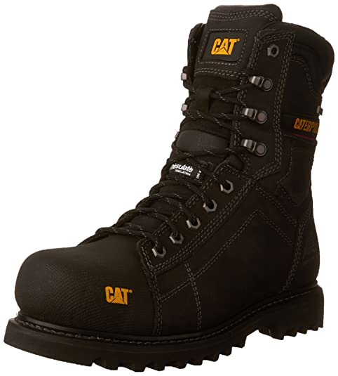 Caterpillar Footwear Mens Control 8 Inch Fire And Safety Boots