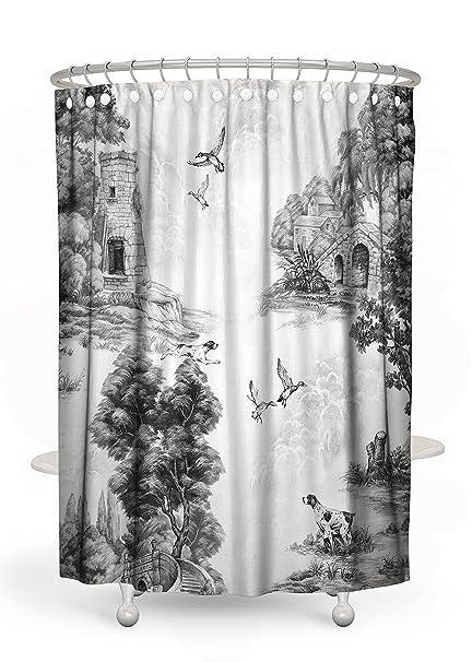 Amazon Com Shower Curtain Macofe 3d Shower Curtain Nature Shower