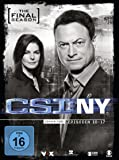 CSI: NY - Season 9.2: The Final Season [Limited Edition] [3 DVDs]