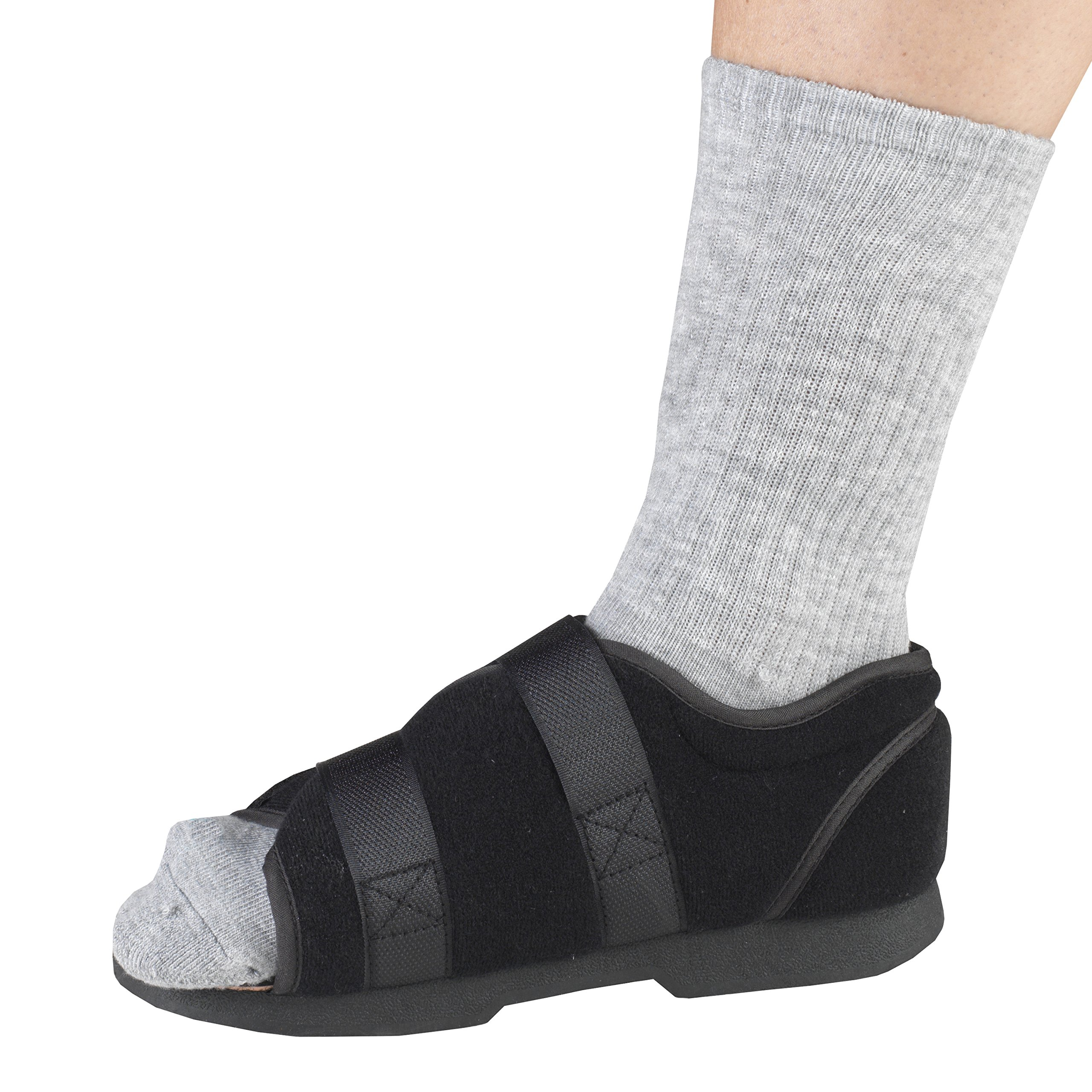 OTC Post-Op Shoe, Soft Top, for Men & Women, Medium (Women) by OTC
