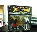 """Classic WWE Super Stars Limited Edition Jerry """"The King"""" Lawler VS. Andy Kaufman Figure Pack"""
