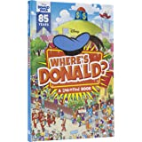 Disney Donald Duck - Where's Donald? A Look and Find Book - PI Kids