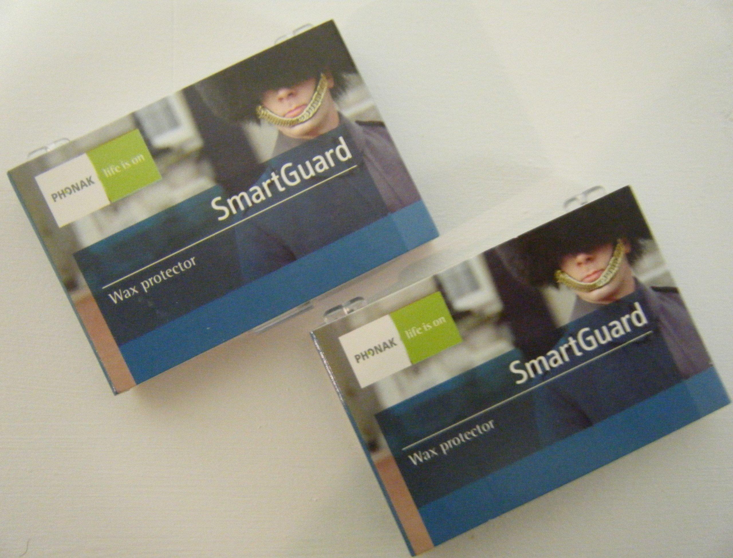(2 Packs) Phonak SmartGuard Wax Protector by Phonak