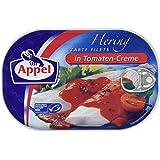 Appel Heringsfilets in Tomaten-Creme, 10er Pack (10 x 200g)