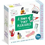 2019 a Year of Tiny Pleasures Colour Page-a-Day Calendar
