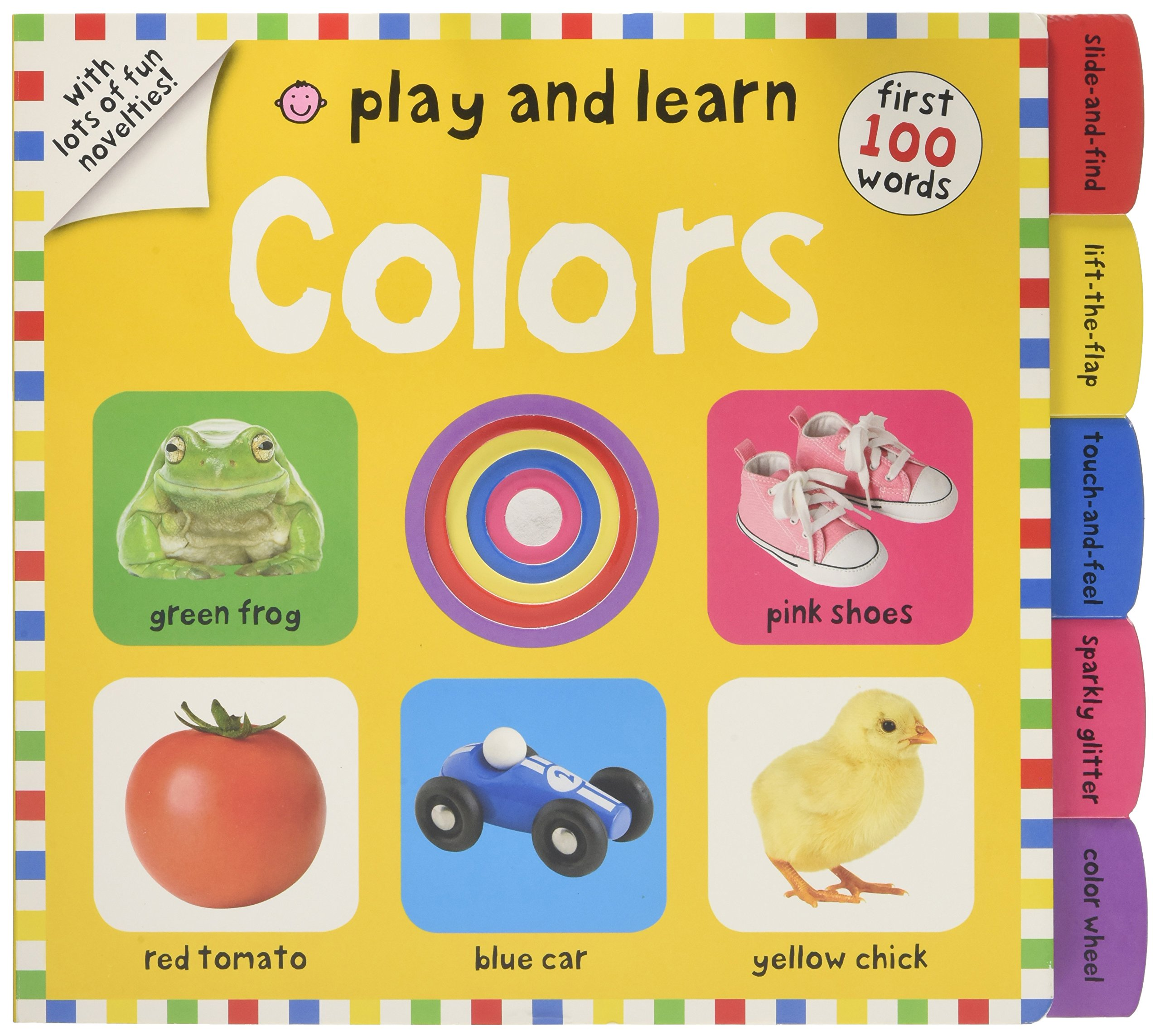 Play Learn Colors First Novelties