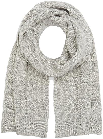 Womens W1179540 Knit Scarf, Grau (Grey Melange F 93X1), One Size Liebeskind