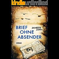 Brief ohne Absender (Kripo Bodensee 9) (German Edition)