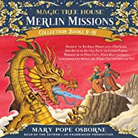 Merlin Mission Collection: Dragon of the Red Dawn; Monday with a Mad Genius; Dark Day in the Deep Sea; Eve of the…
