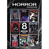 Horror Collection 8-Movie Pack on DVD