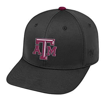 low priced 9e664 f1b57 ... spain top of the world texas am aggies official ncaa one fit impact hat  by 058177