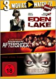 Eden Lake / Aftershock / Turistas [3 DVDs]