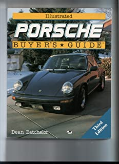 Illustrated Porsche Buyers Guide (Motorbooks International Illustrated Buyers Guide ...