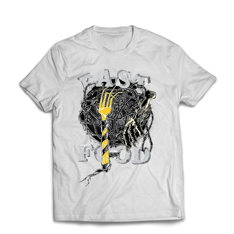 lepni.me Camisetas Hombre Comida rápida, diseño de Amante de ...