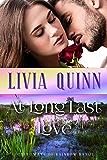 At Long Last Love: A small town military romance (Calloways of Rainbow Bayou Book 5)