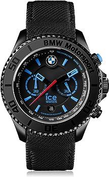 Ice BMW 53mm Motorsport Black Dial Men's Chronograph Watch
