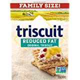 Triscuit Reduced Fat Whole Grain Wheat Crackers, 11.5 oz
