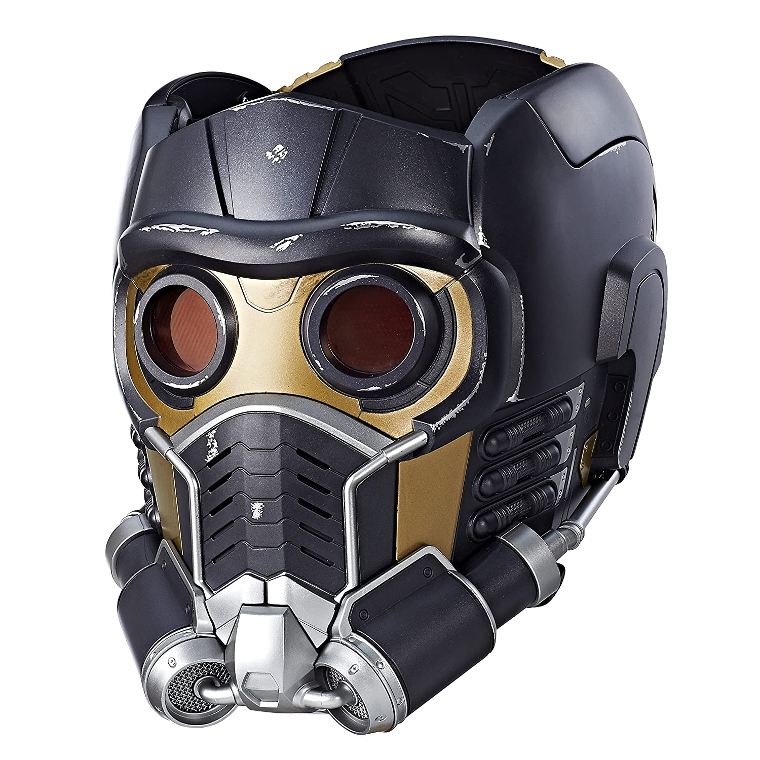db3a63051 Marvel Legends Series Star-Lord Electronic Helmet: Amazon.co.uk: Toys &  Games