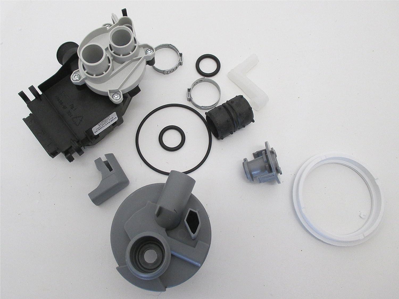 Asko–Kit Válvula lavado alternante 230V para lavavajillas