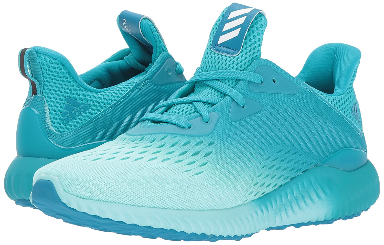 adidas Women's Alphabounce Em W Running Shoe B01N2L7WPI 11 B(M) US Energy Blue/Energy Aqua/Mystery Petrol