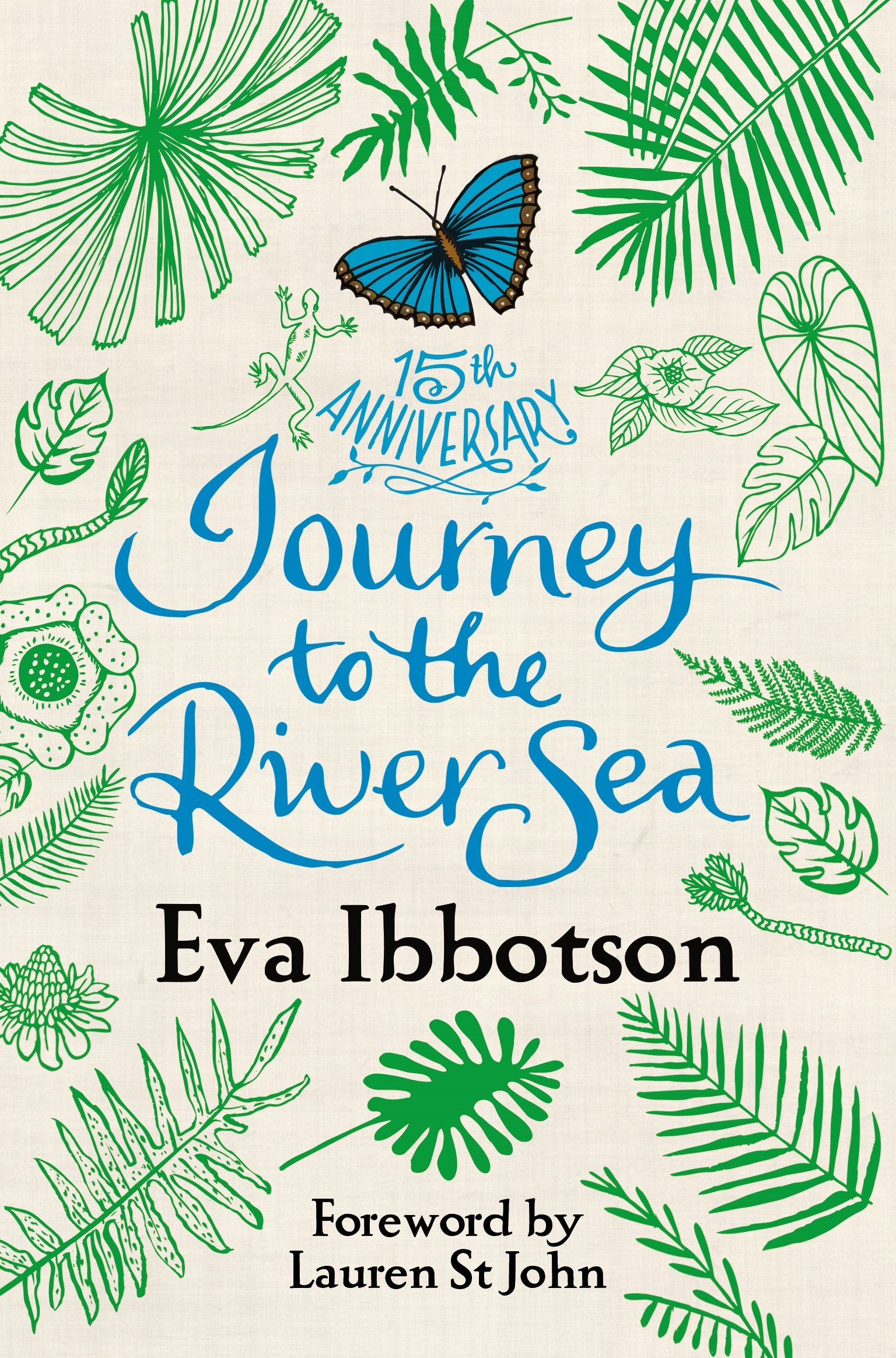 Journey to the River Sea (Anniversary Edition Special) (English Edition)