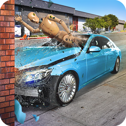 Car Crash Test Simulator -