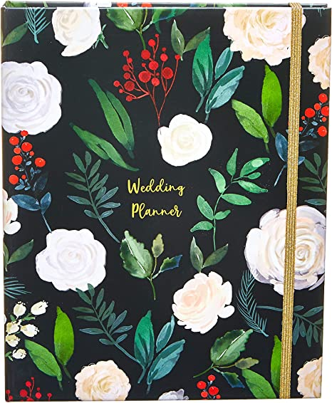 The Dream Wedding Planner Luxury Uk Wedding Organiser Book With Beautiful Souvenir Gift Box Perfect Wedding Journal For Brides Checklists