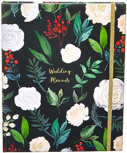 Lujo UK boda planificador/organizador (A5)   de alta calidad ...