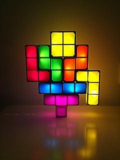 Amazon.com: Original Tetris LED Games Light Stackable ...