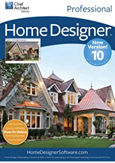Amazoncom Chief Architect Home Designer Suite 10 Download