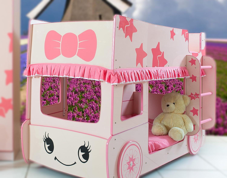 Etagenbett Rosa : Relita er tunnel zu hoch und etagenbetten rosa weiß herz hertie