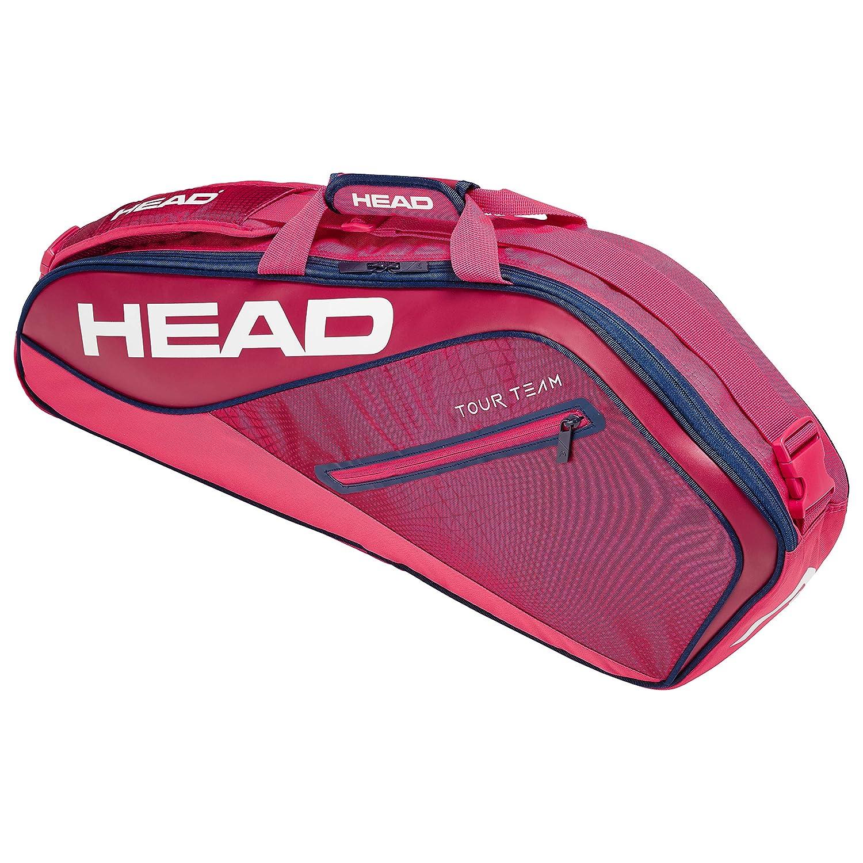 HEAD ツアーチーム 3パック プロ テニスバッグ B07HL1B1QV