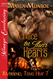 A Place in Their Hearts [Riverbend, Texas Heat 7] (Siren Publishing Menage Everlasting)