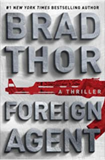 Brad Thor Collectors Edition #4: The Athena Project, Full Black, and Black List
