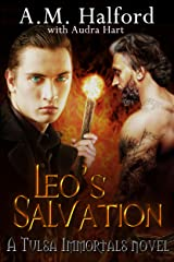 Leo's Salvation - Twin Ravens MC: A Tulsa Immortals Story - Book 3 Kindle Edition