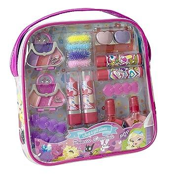 POP- Princess Essentials Neceser repleto de Maquillaje (Markwins 3393310)