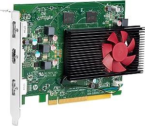 HP 3TK71AA scheda Video Radeon RX 550 4 GB GDDR5