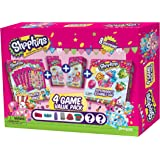 Shopkins 4 Game Value Pack