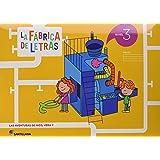 LA FABRICA DE LAS LETRAS NIVEL 3-9788468033891