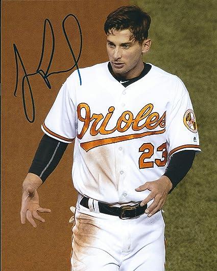 a41c76854 Signed 8x10 Joey Rickard Baltimore Orioles Autographed photo - COA ...